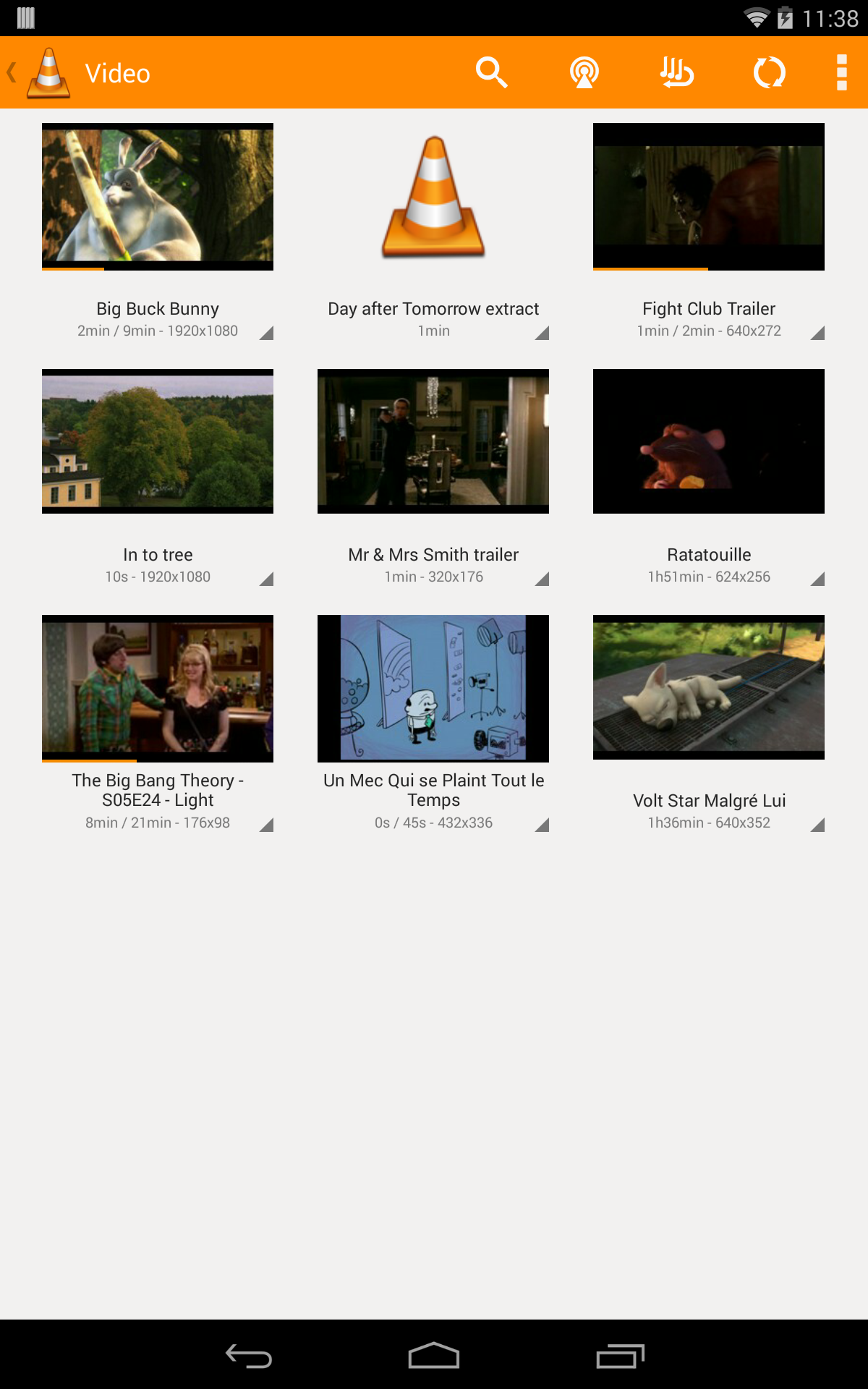 index of videolan vlc android captures0 9 0